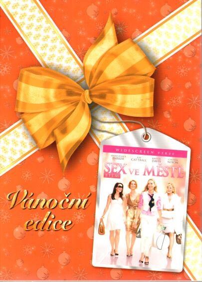 Sex ve městě - DVD