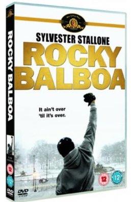 Rocky Balboa - v originálním znění bez CZ titulků - DVD /plast/