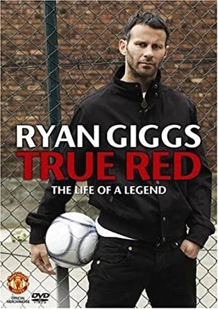 Ryan Giggs - True Red - v originálním znění bez CZ titulků - DVD /plast/
