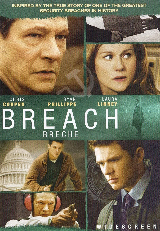 Breach - v originálním znění bez CZ titulků - DVD /plast/