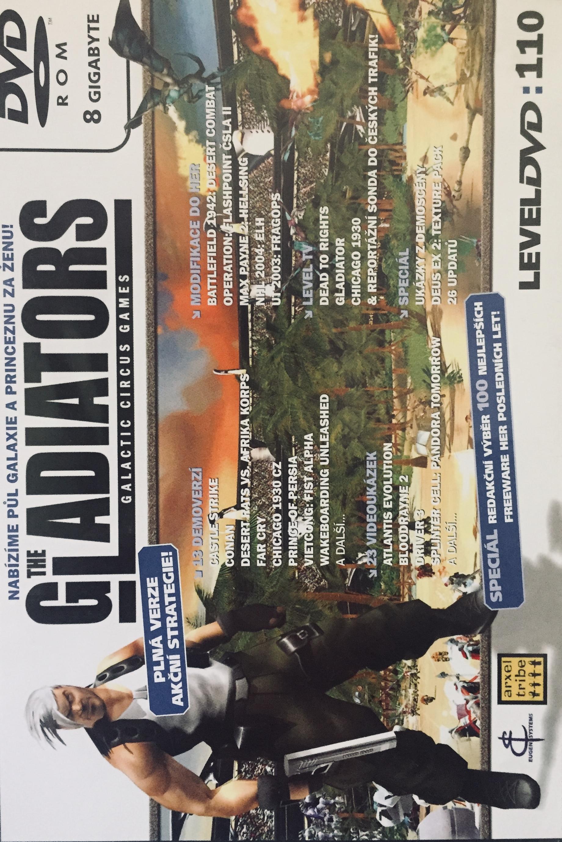 Gladiators - DVD-ROM /slim/