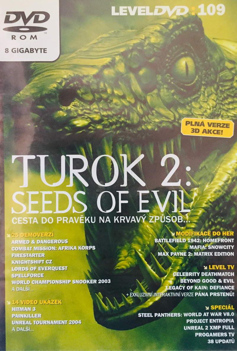 Turok 2: Seeds of Evil - DVD-ROM /plast/