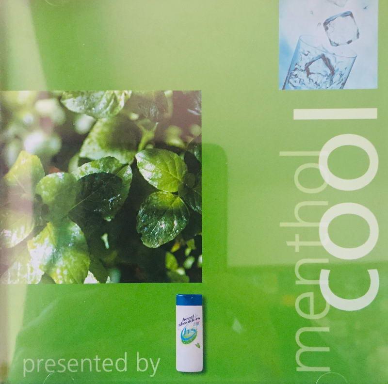 Menthol Cool - CD-ROM /plast/