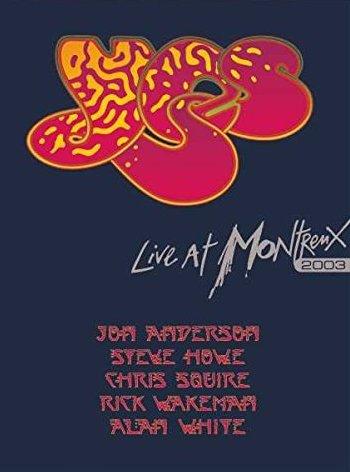Live at Montreaux 2003 - DVD /plast/