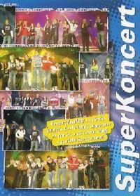 Superkoncert - DVD /plast/