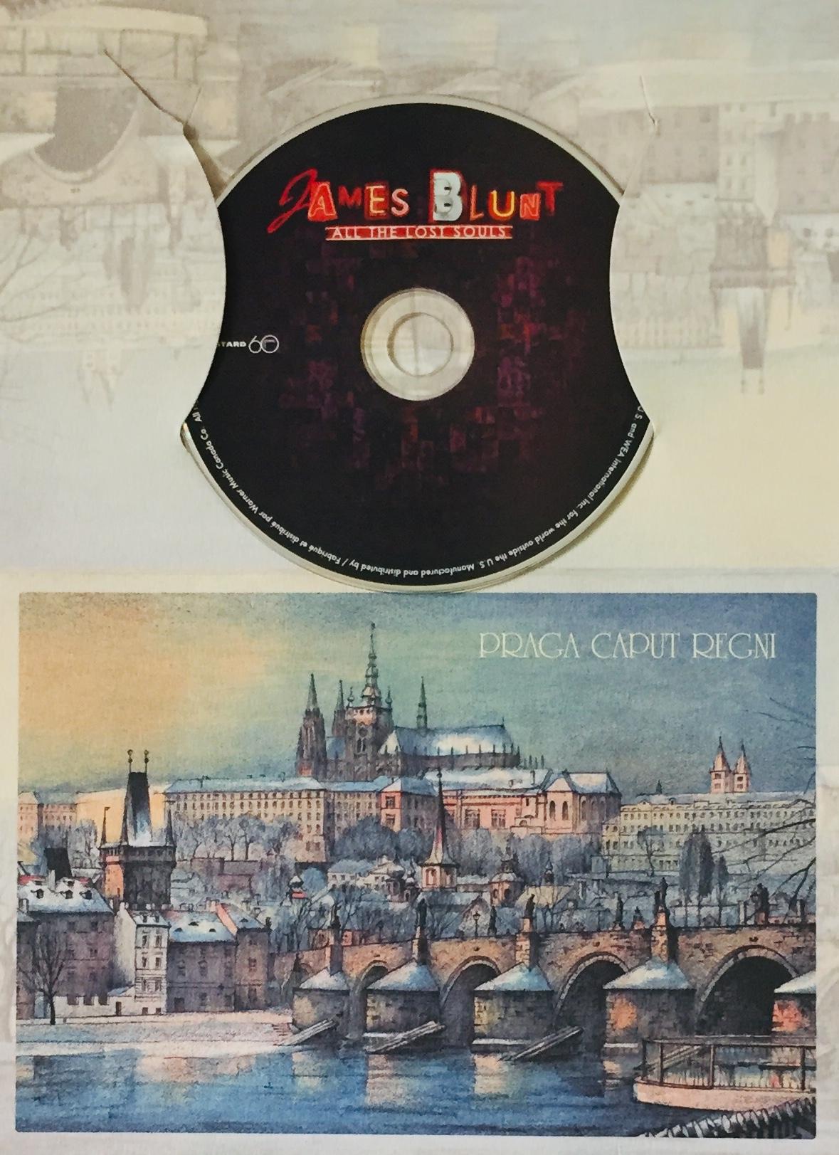 James Blunt - All The Lost Souls - CD /dárkový obal/