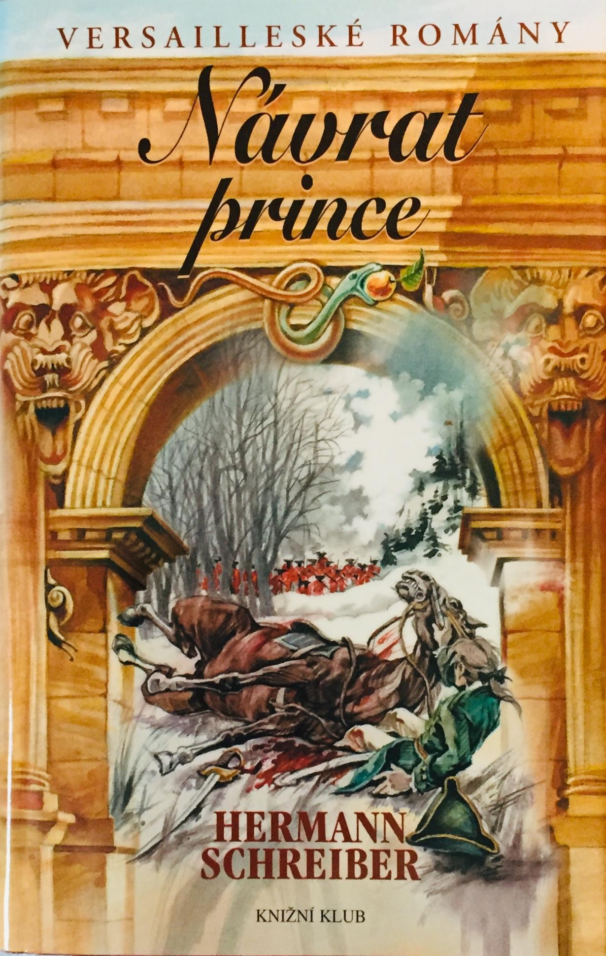 Návrat prince - Hermann Schreiber