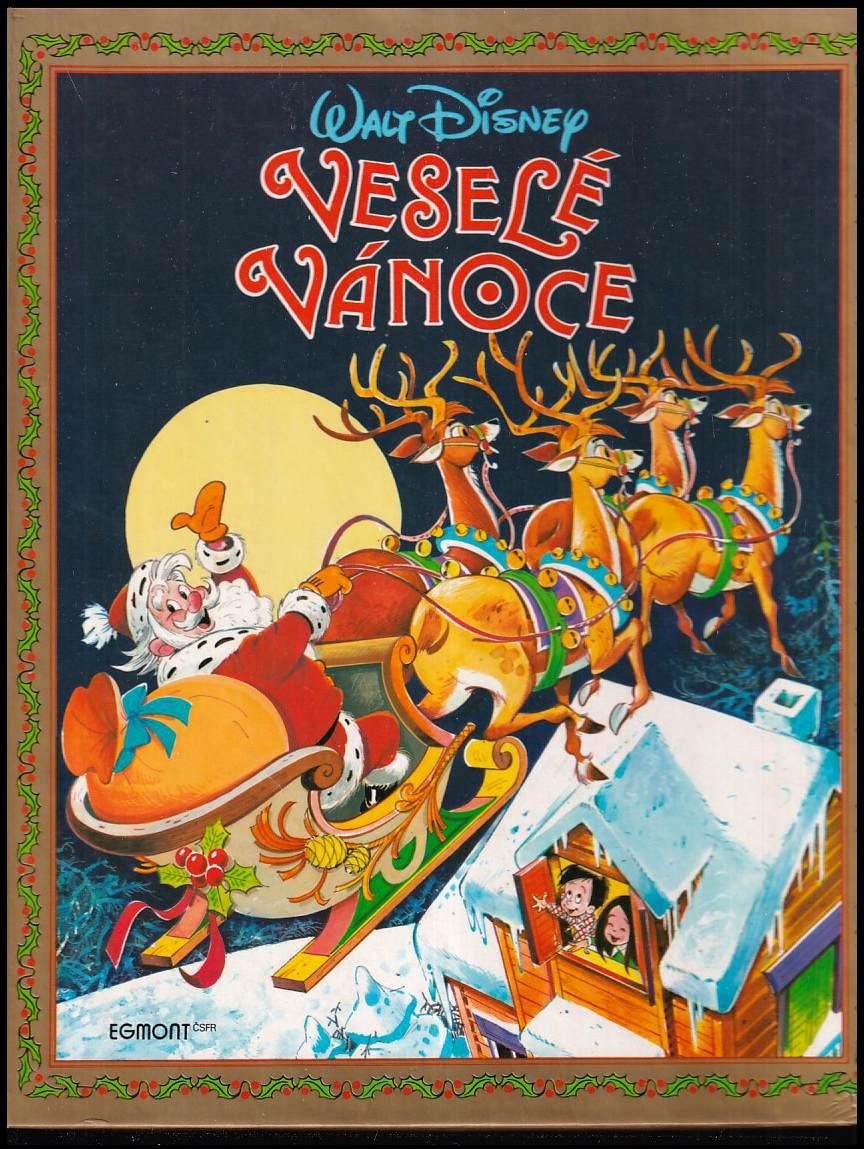 Veselé vánoce - Walt Disney