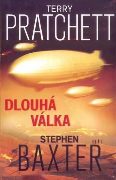 Dlouhá válka - Terry Pratchett a Stephen Baxter