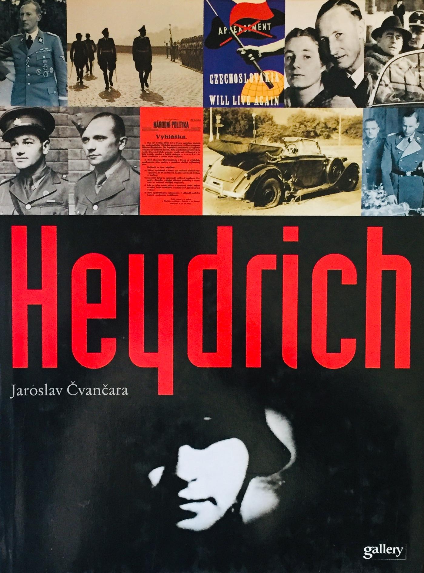 Heydrich - Jaroslav Čvančara /bazarové zboží/