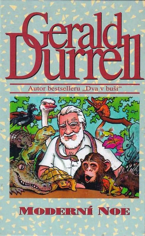 Moderní Noe - Gerald Durrell /bazarové zboží/