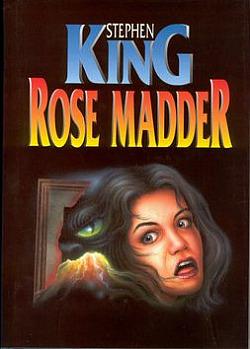 Rose Madder - Stephen King /bazarové zboží/