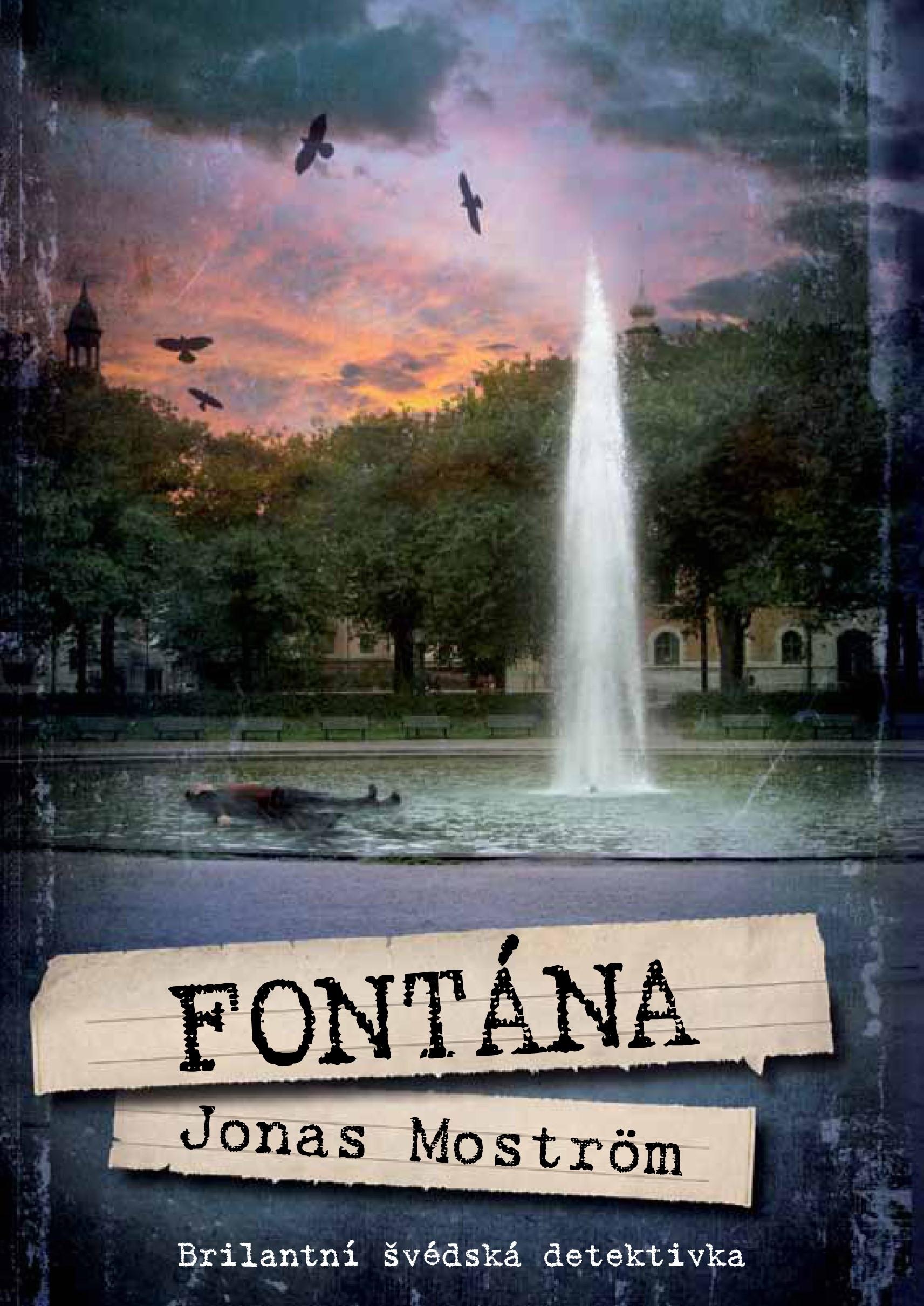 Fontána - Jonas Moström