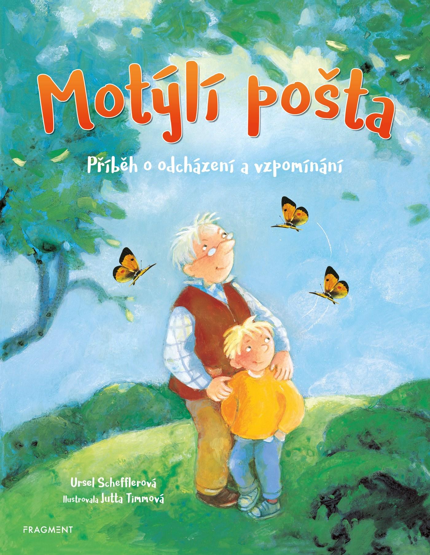 Motýlí pošta - Ursel Schefflerová