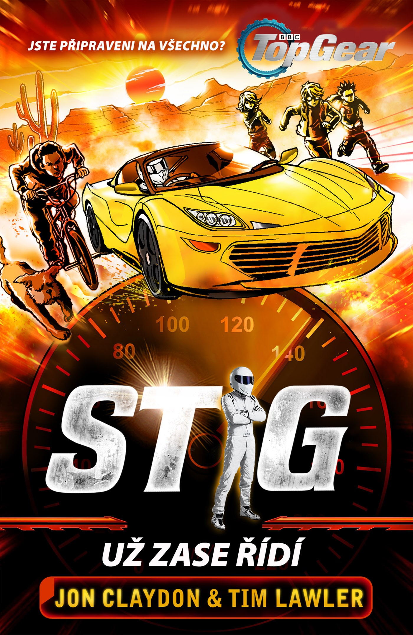 Top Gear - Stig už zase řídí - Jon Claydon & Tim Lawler