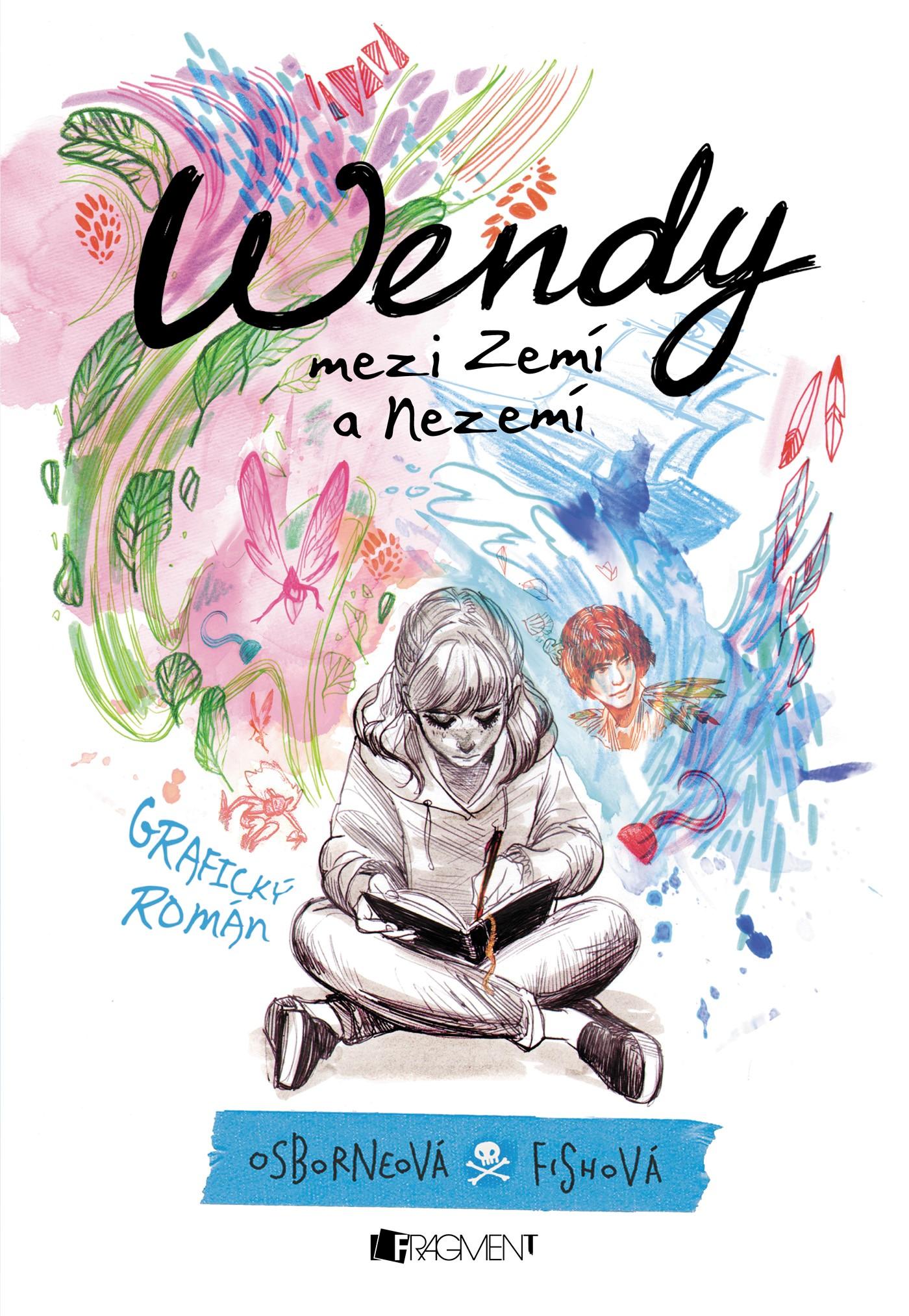 Wendy mezi Zemí a Nezemí - Melissa Jane Osborneová