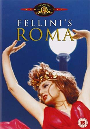 Fellini's Roma - v originálním znění bez CZ titulků - DVD /plast/