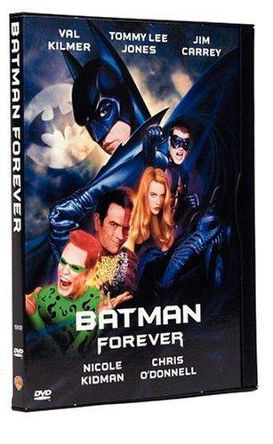 Batman Forever - v originálním znění s CZ titulky - DVD /plast/