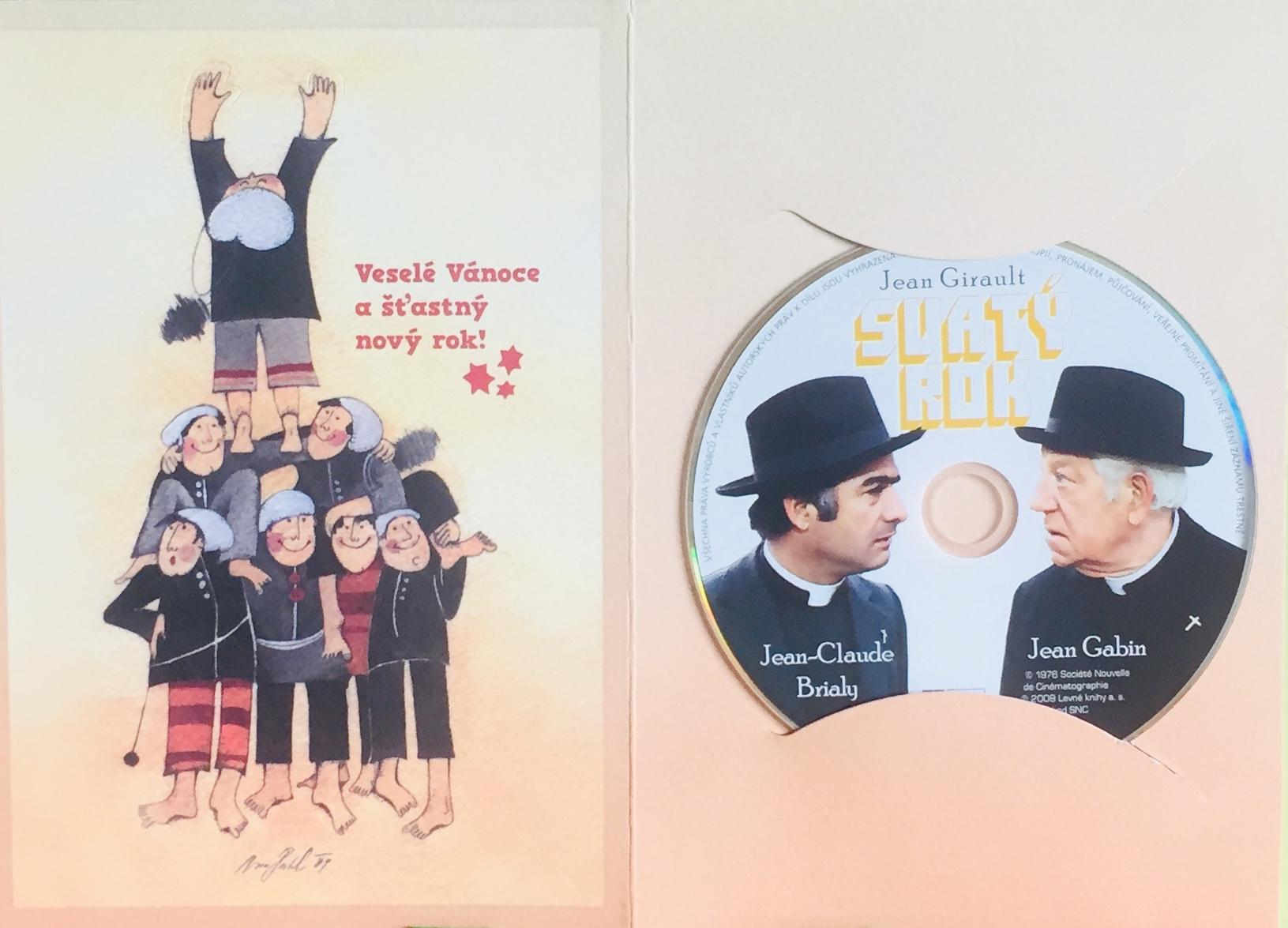 Svatý rok - DVD /dárkový obal/