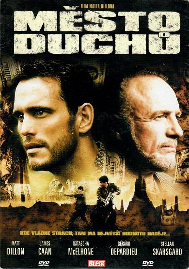 Město duchů ( pošetka ) - DVD