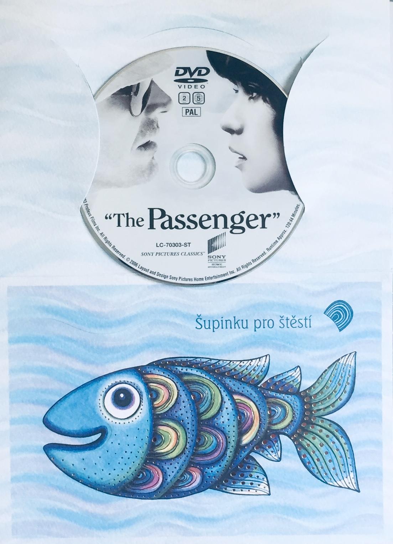 The Passenger - Povolání: Reportér - DVD /dárkový obal/