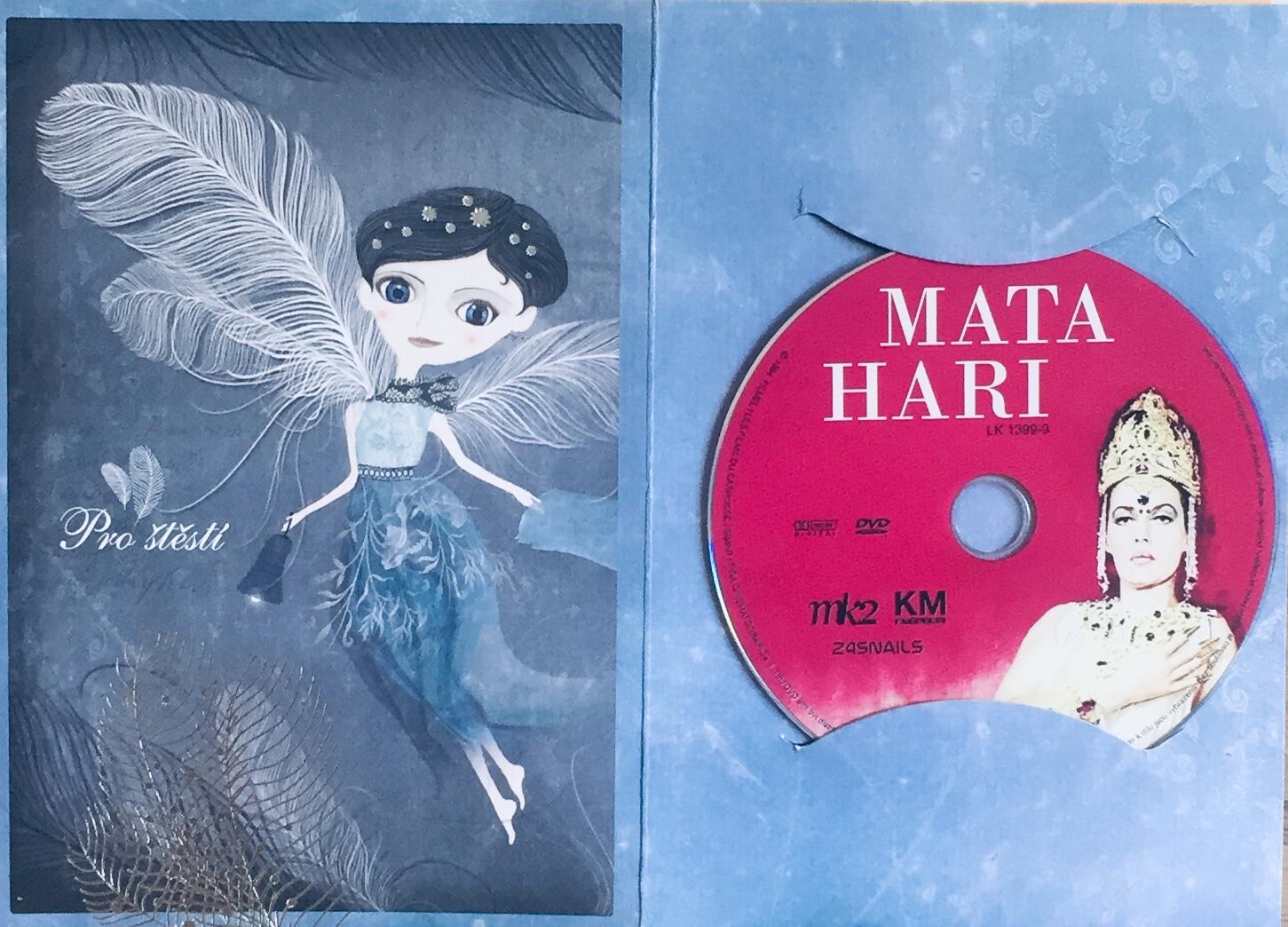 Mata Hari - DVD /dárkový obal/