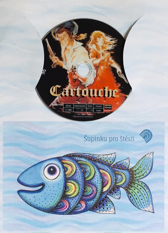 Cartouche - DVD /dárkový obal/