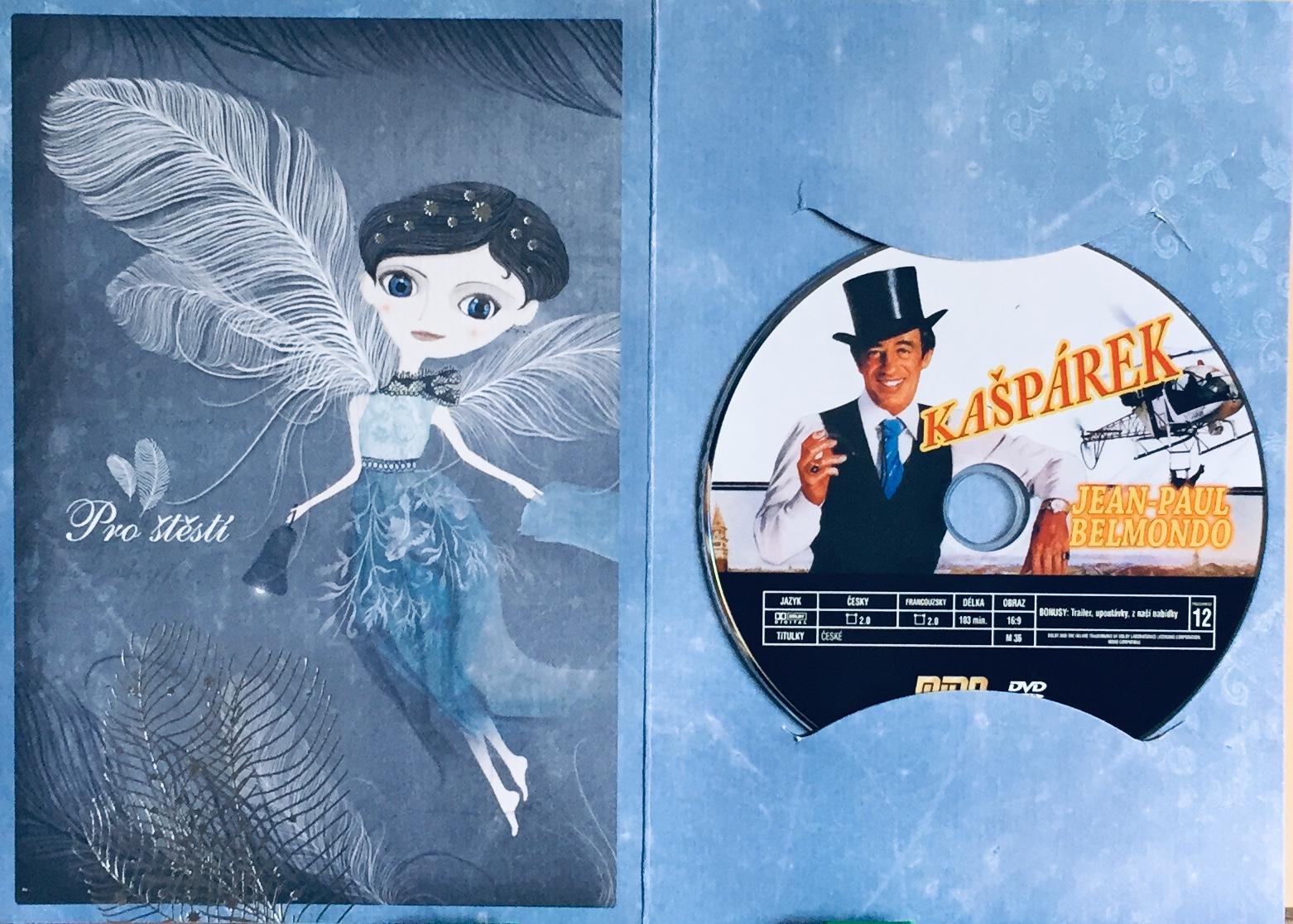 Kašpárek - DVD /dárkový obal/