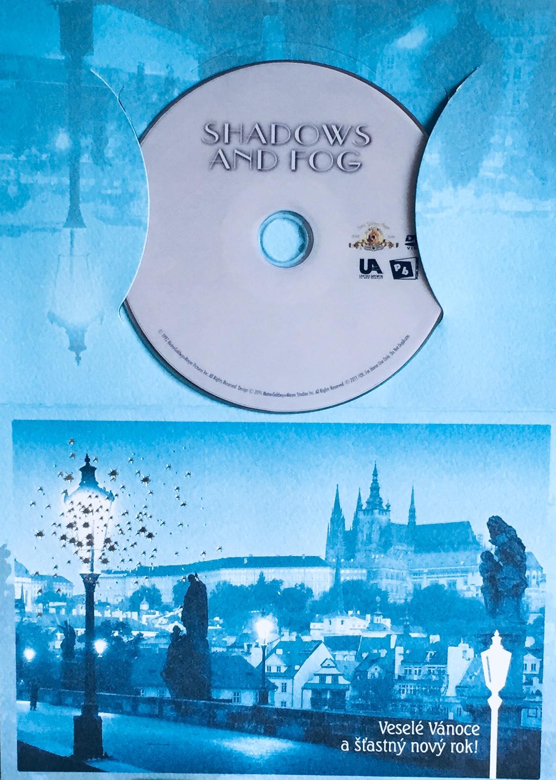 Shadows and Fog / Stíny a mlha - DVD /dárkový obal/