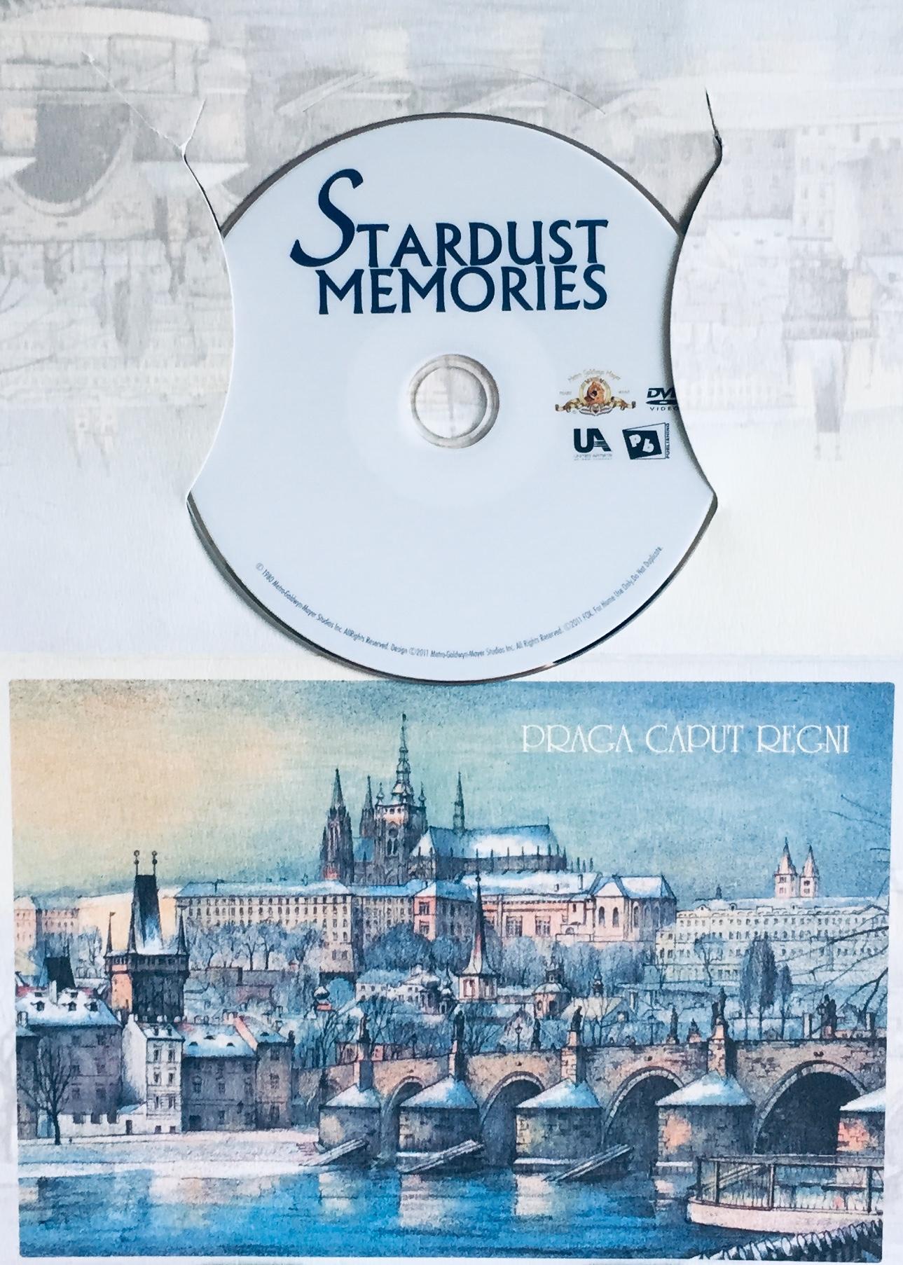 Stardust Memories / Vzpomínky na hvězdný prach - DVD /dárkový obal/