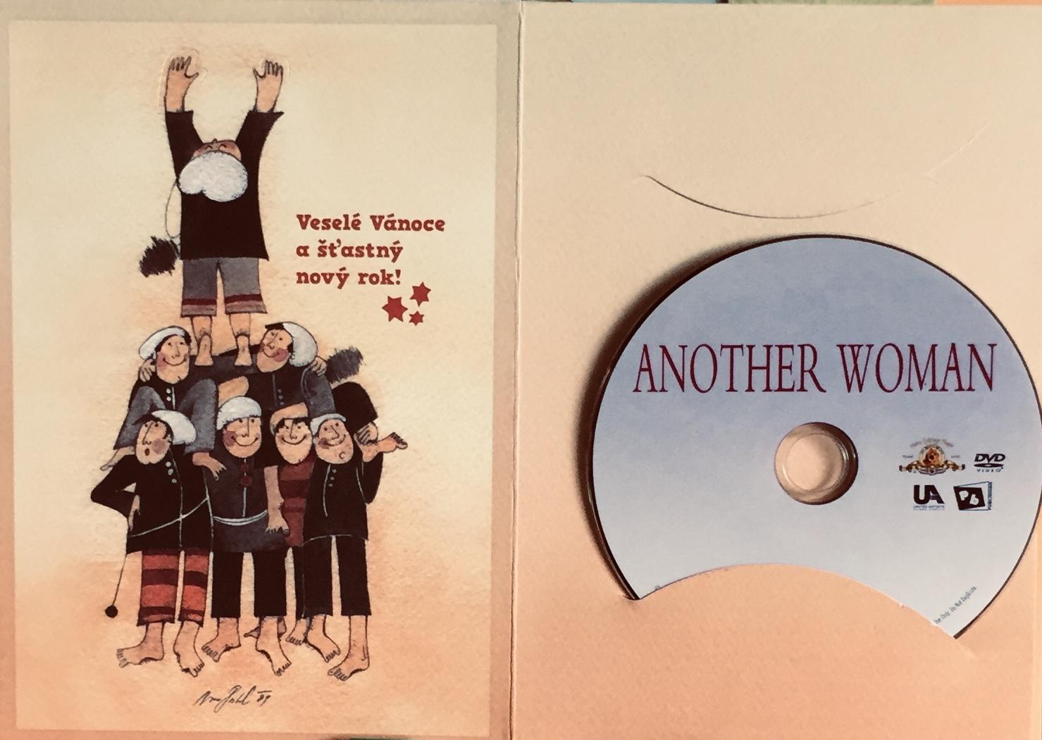 Another Woman / Jiná žena  - DVD /dárkový obal/