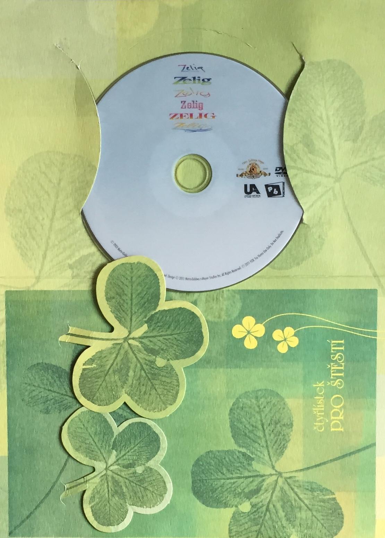 Zelig - DVD /dárkový obal/