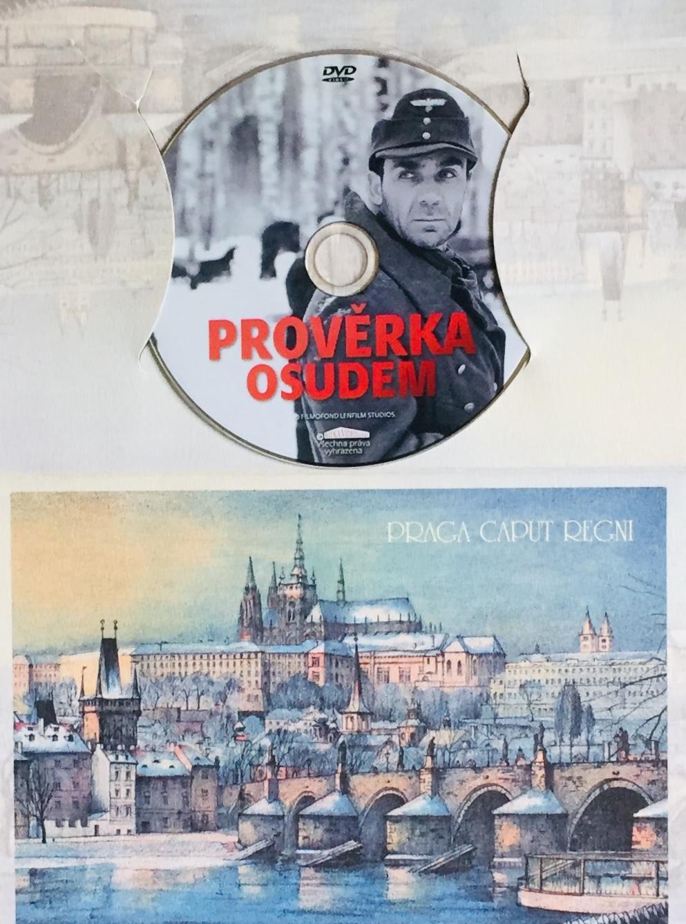 Prověrka osudem - DVD /dárkový obal/