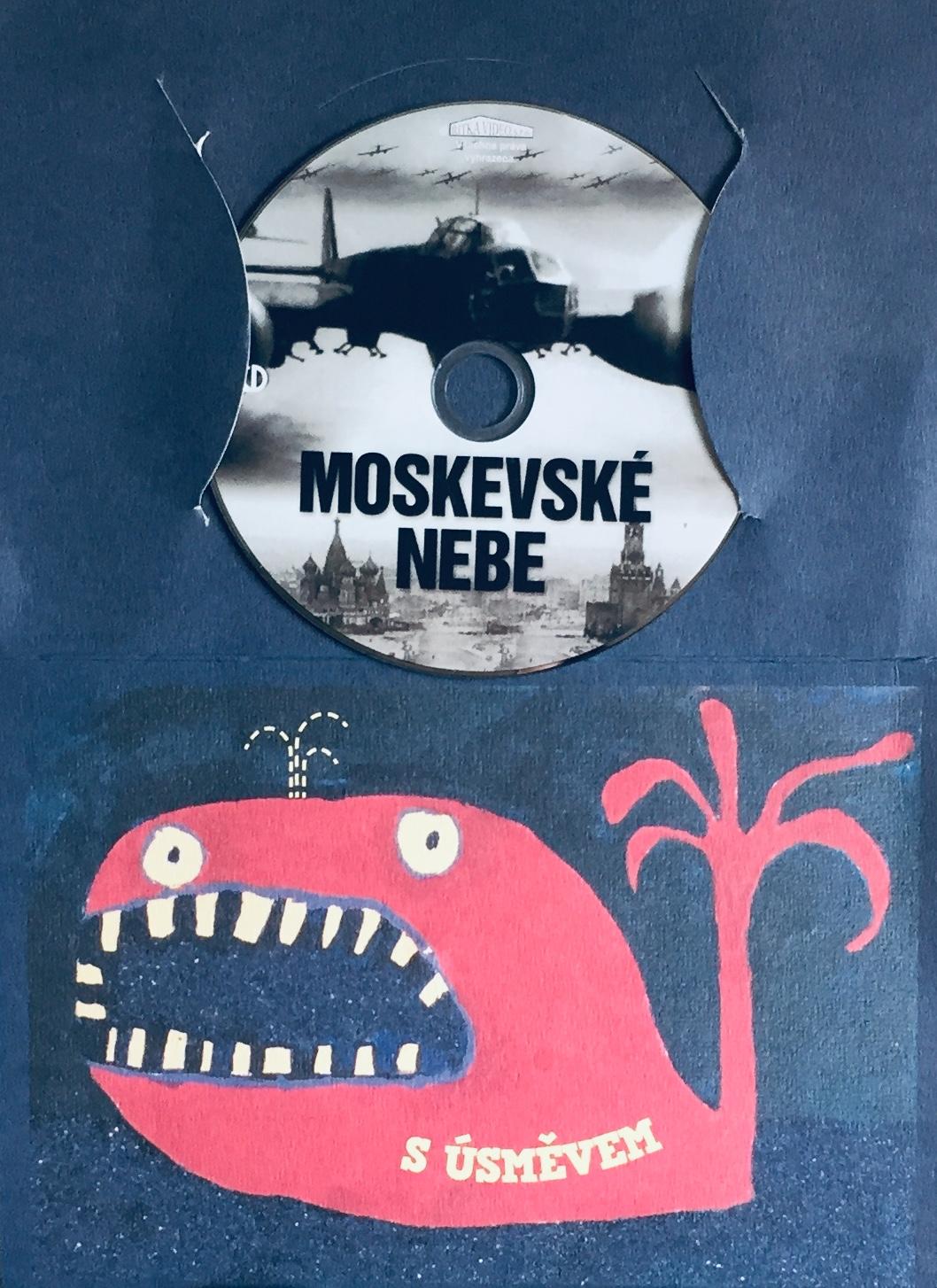 Moskevské nebe - DVD /dárkový obal/