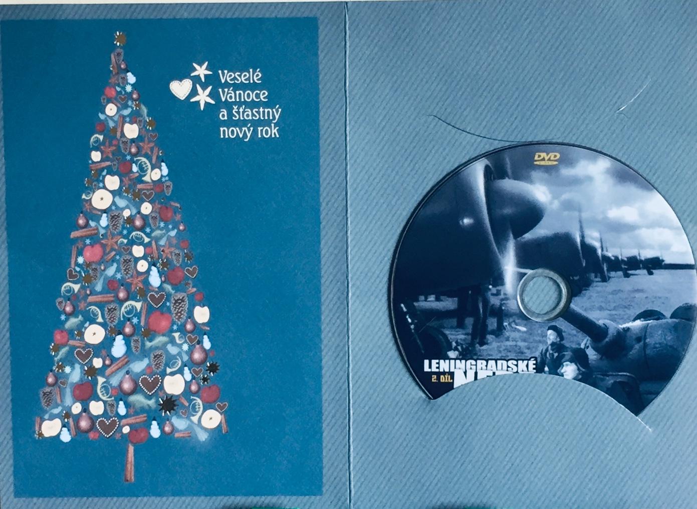 Leningradské nebe 2 - DVD /dárkový obal/