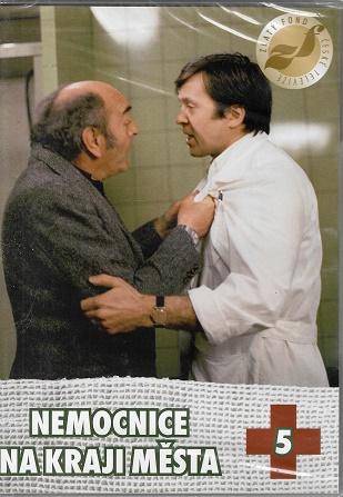 Nemocnice na kraji města 5 ( plast ) DVD