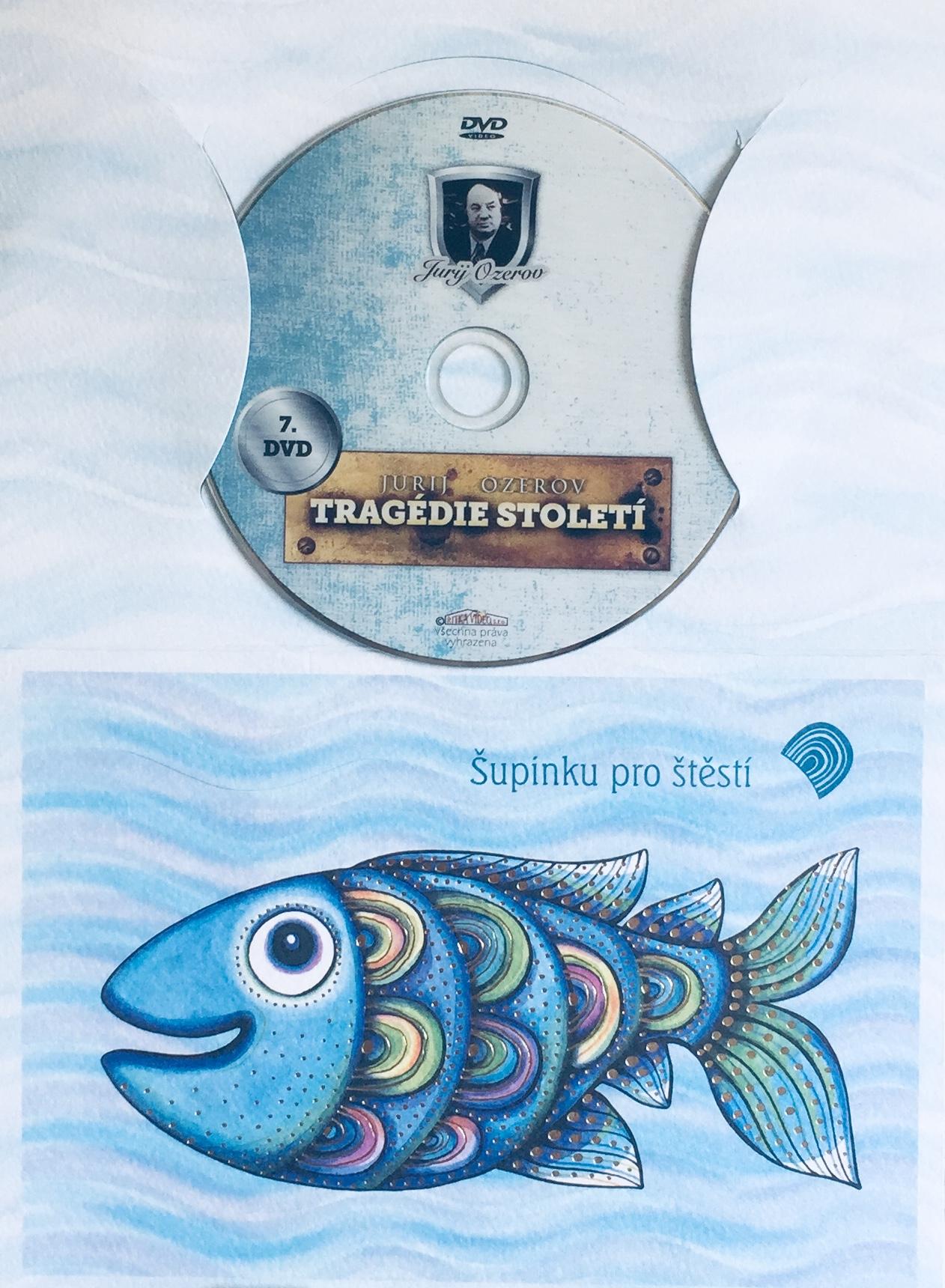 Tragédie století 7. - DVD /dárkový obal/