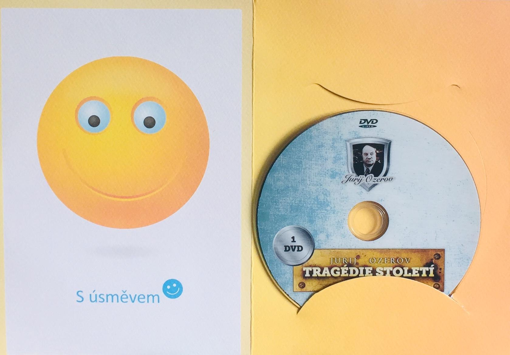 Tragédie století 1. - DVD /dárkový obal/