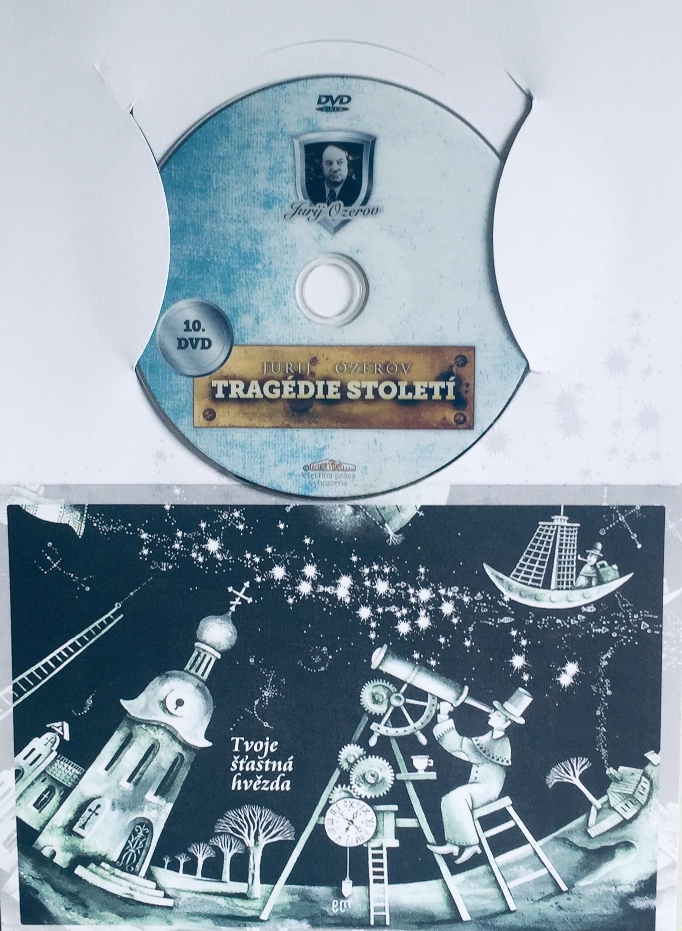 Tragédie století 10. - DVD /dárkový obal/