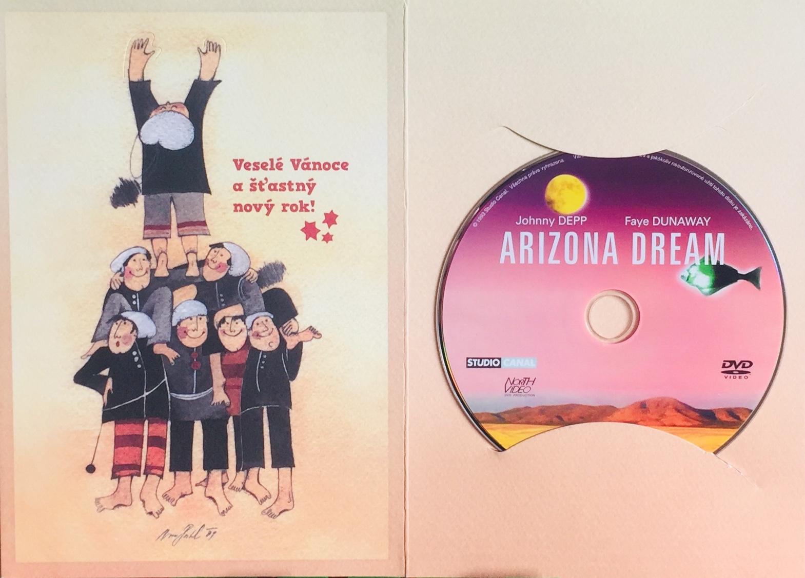 Arizona Dream - DVD /dárkový obal/