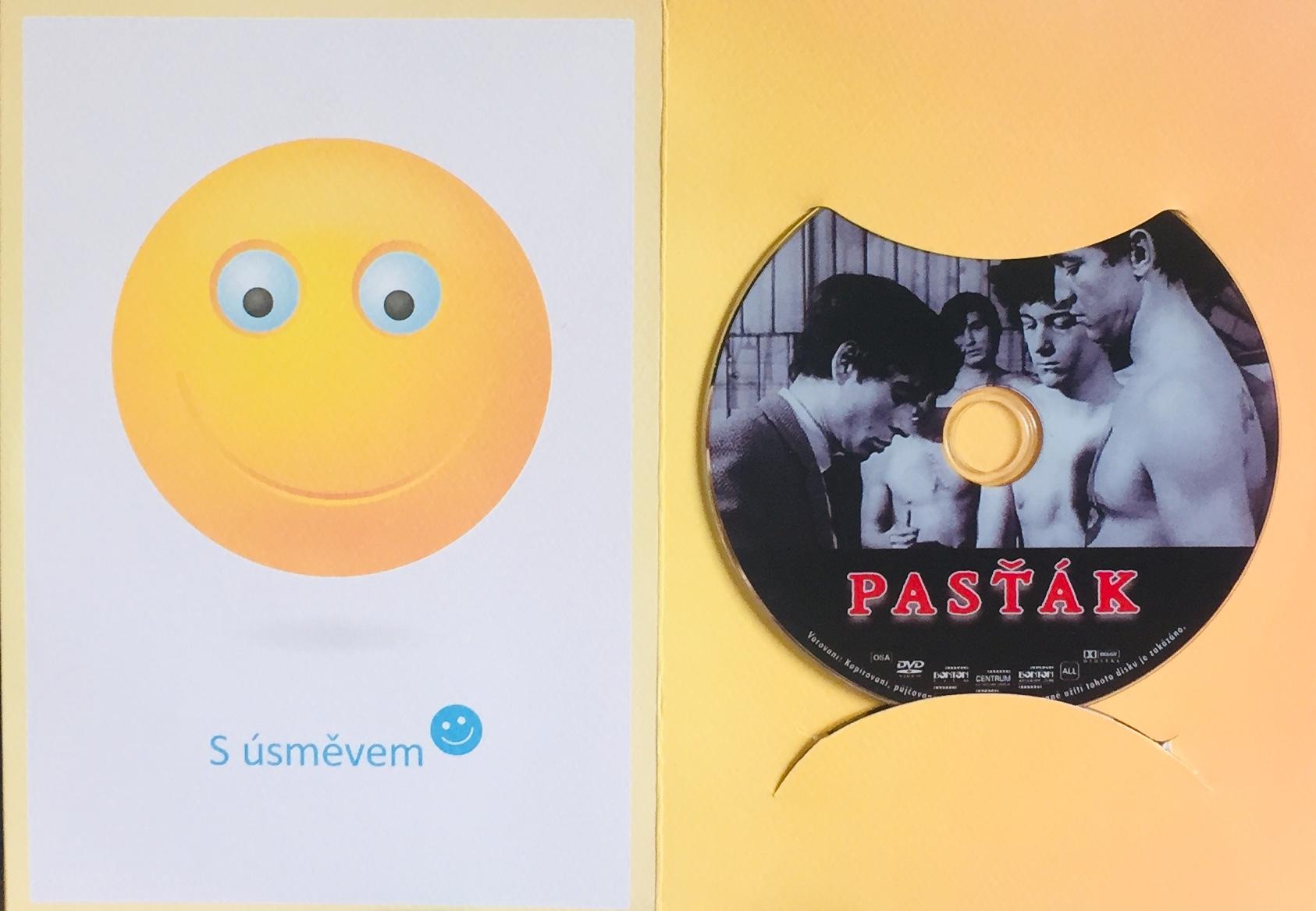 Pasťák - DVD /dárkový obal/