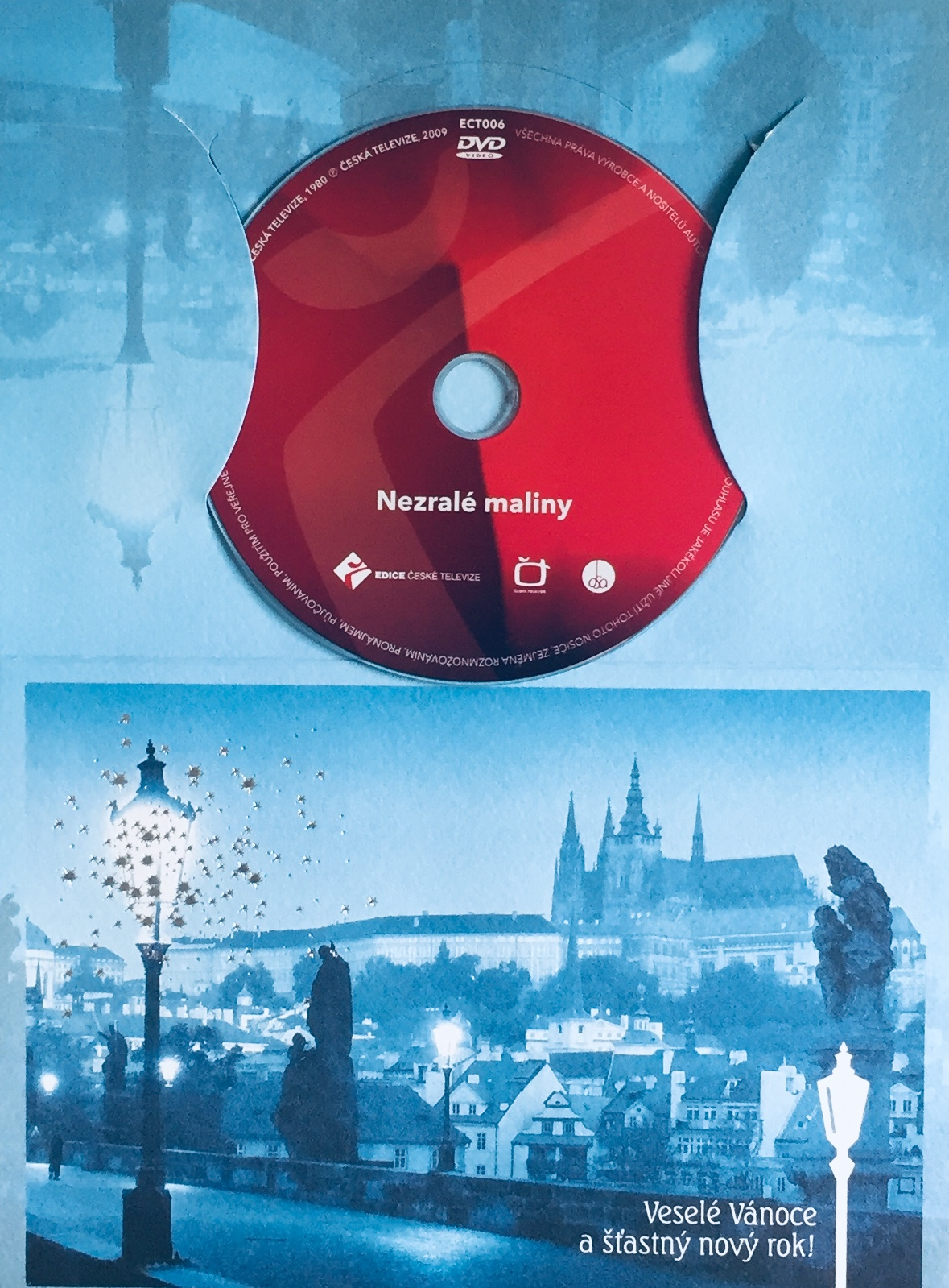 Nezralé maliny - DVD /dárkový obal/