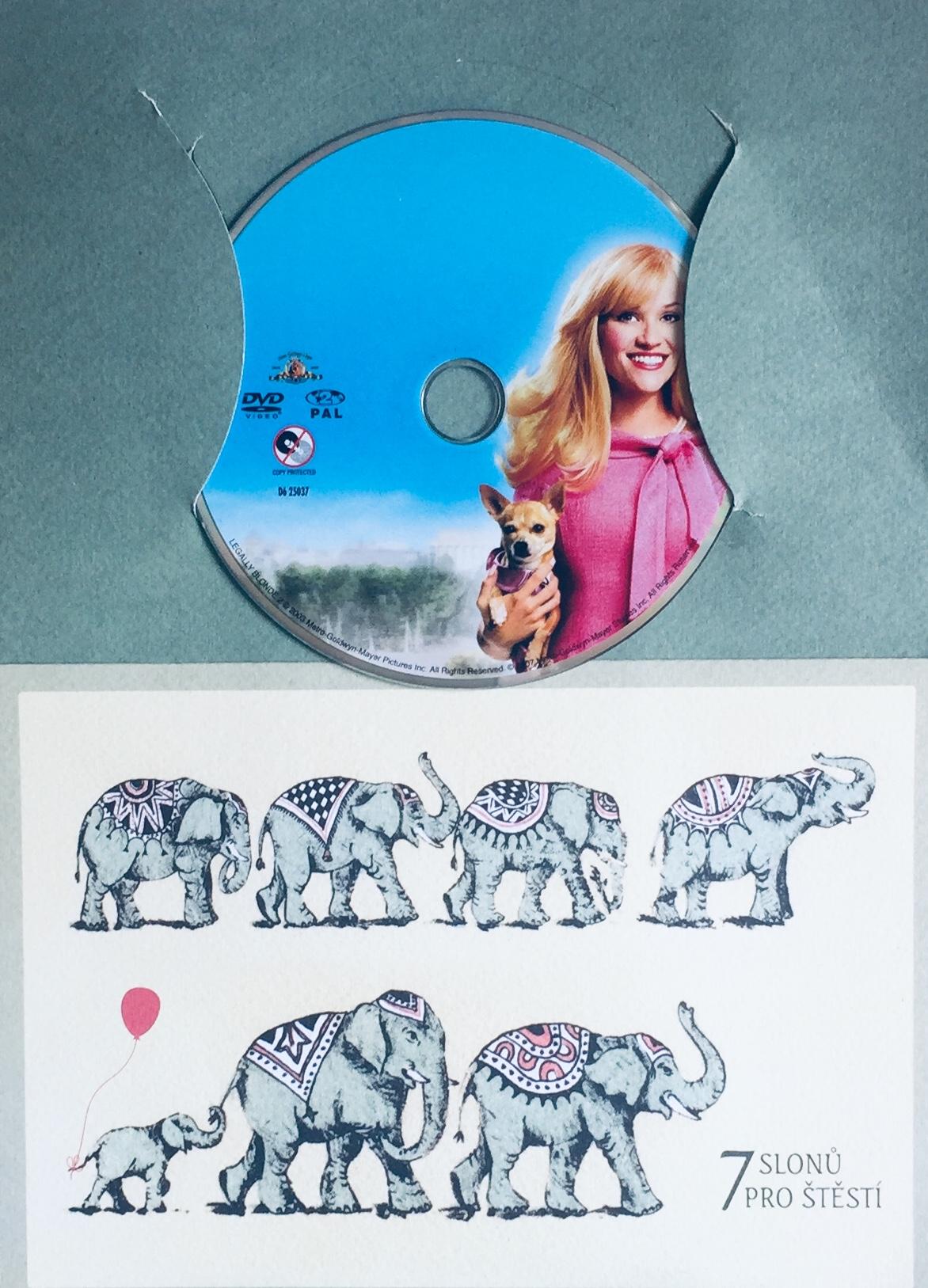 Pravá blondýnka 2 - DVD /dárkový obal/