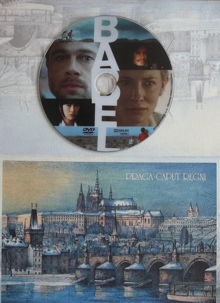 Babel - dárková obálka - DVD