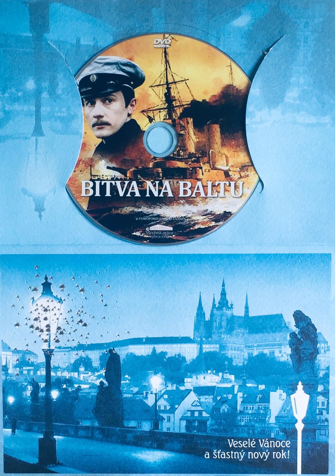 Bitva na Baltu - DVD /dárkový obal/