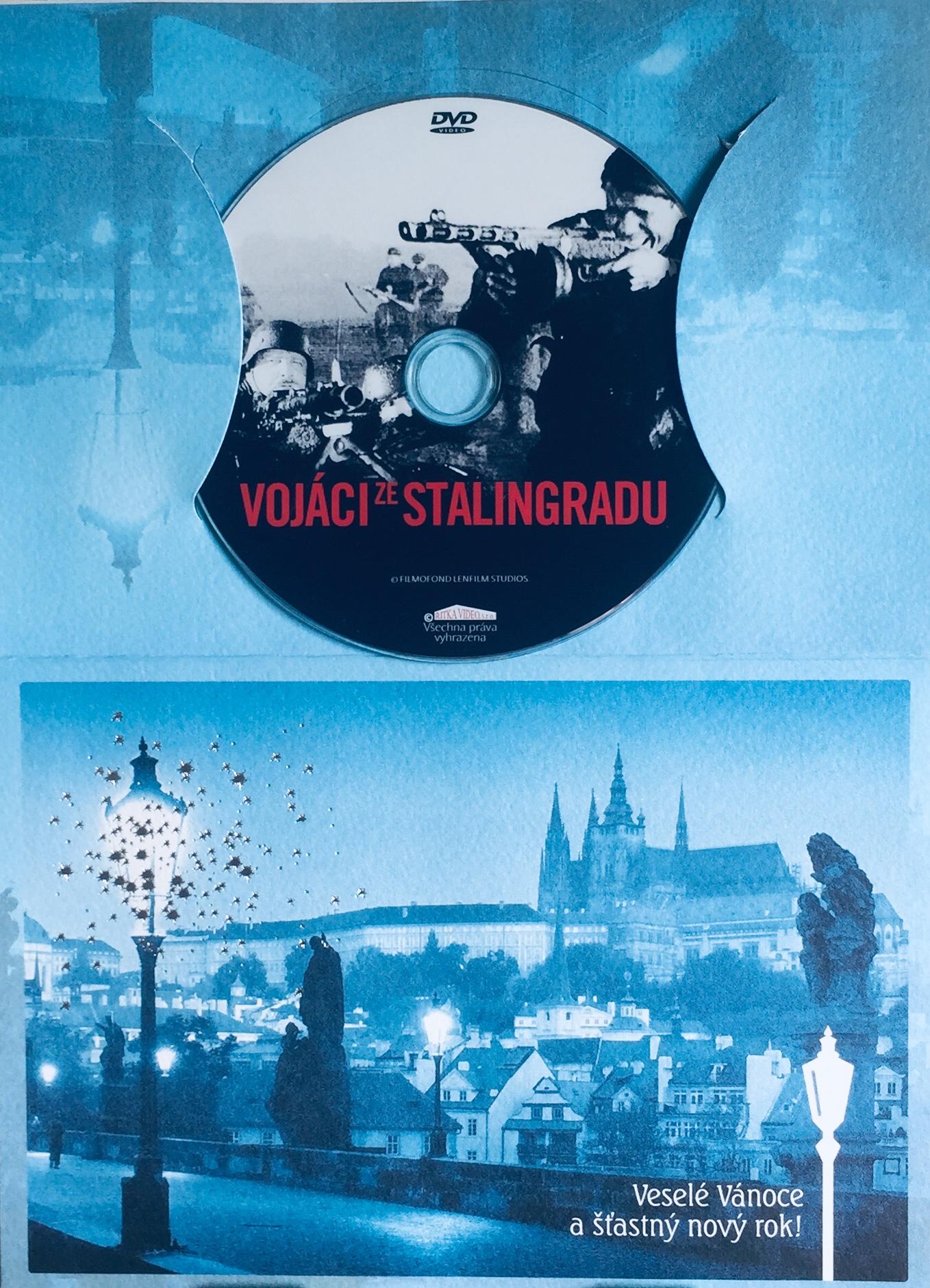 Vojáci ze Stalingradu - DVD /dárkový obal/
