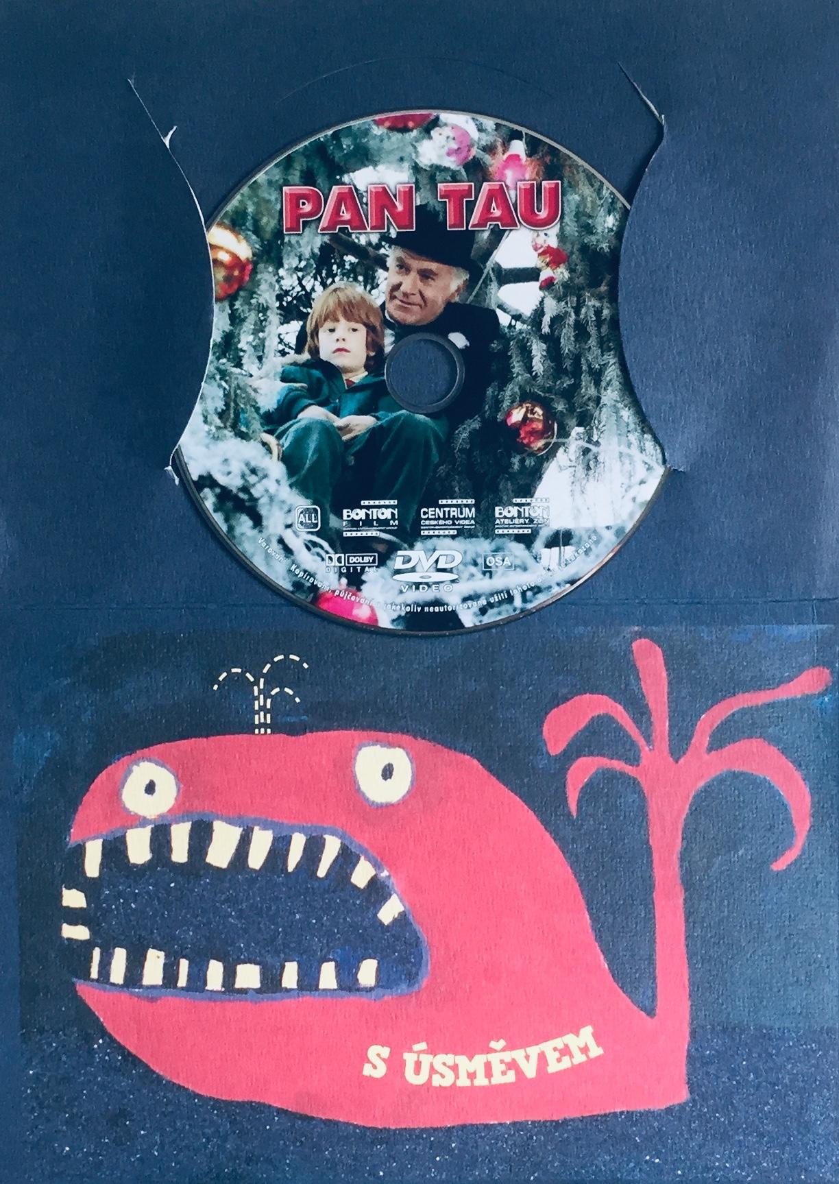 Pan Tau - DVD /dárkový obal/