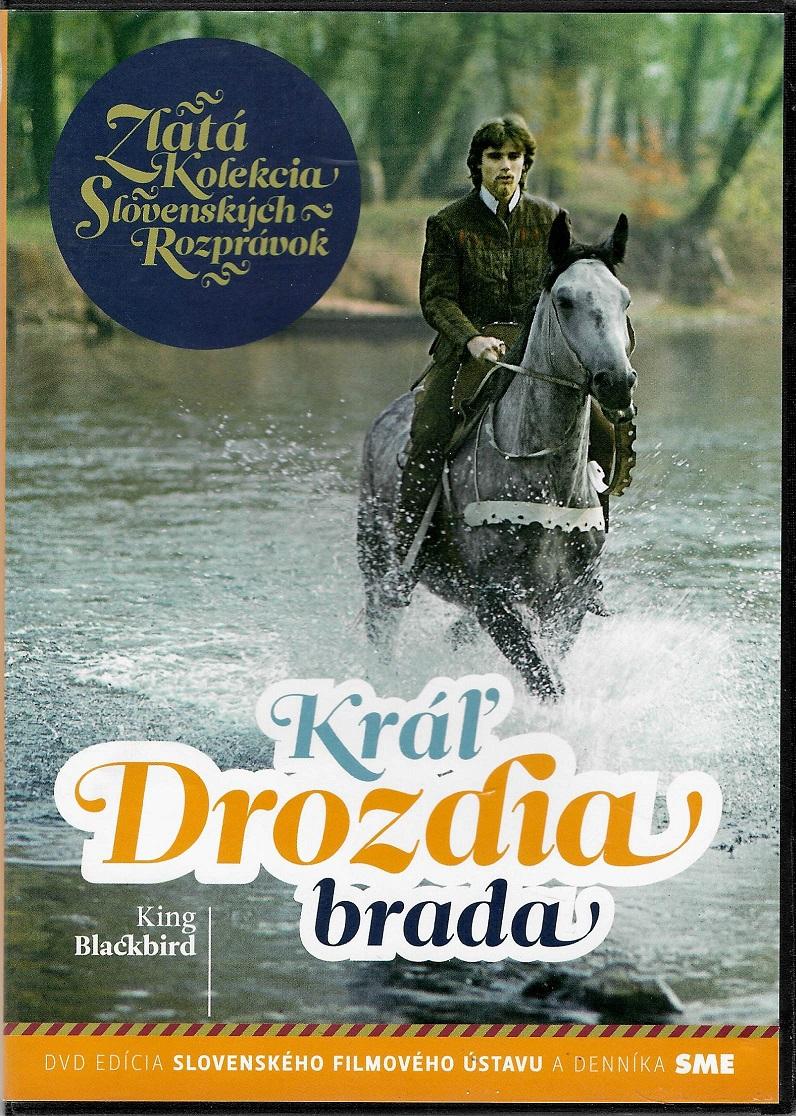 Kráľ Drozdia brada - DVD slim