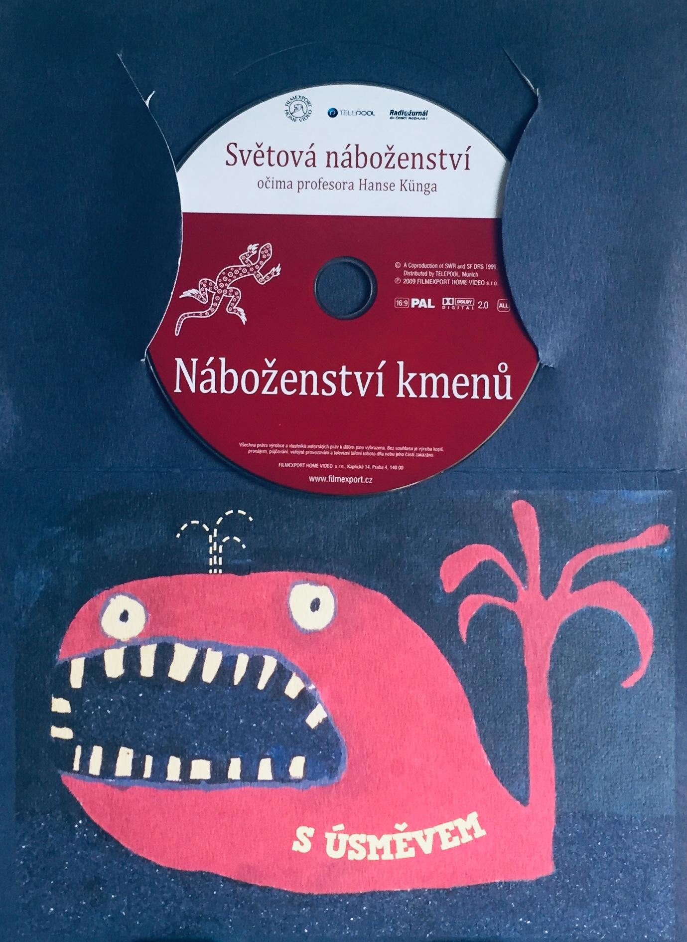 Světová náboženství očima profesora Hanse Künga - Náboženství kmenů - DVD /dárkový obal/