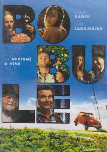 Bobule ( plast ) - DVD